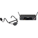 Samson SW7A7SQE-K4 AirLine 77 Wireless Mic System with QE Fitness Headset (AH7-Qe/CR77) - Frequency K4 (477.525MHz)