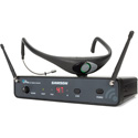 Samson SWC88XAH8-D Airline 88x AH8 Headset Wireless Microphone System - D Band - 542-566 MHz