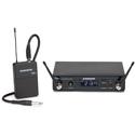 Samson SWC99BGT-K Concert 99 Wireless Guitar System (CR99/CB99) GC32 Guitar Cable - K Band 470-494 MHz