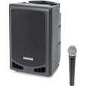 Samson Expedition XP108w Rechargeable Portable PA with Handheld Wireless System and Bluetooth