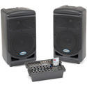 Samson Expedition XP308i Portable PA System w/8-Channel Powered Mixer