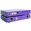 Smart AVI DVX-PLUS DVI-D/USB CAT 6 STP Extender