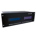 Smart-AVI HDRULT-1616S HDMI 16X16 Matrix Switcher with CAT5 HDBaseT Outputs