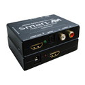 Smart-AVI HSA-100-S HDMI to HDMI and Stereo Audio/SPDIF Converter