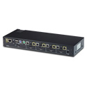 Smart K504E-SH 4-Port Secure KVM Switch with DisplayPort