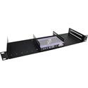 Smart-AVI SM-RACK 1U Universal Half Rack Shelf System w /  2 Brackets & Hardware