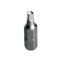 HS Square Drive Bit for HS Series Screws