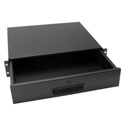 Atlas SD2-14 Storage Drawer - Recessed 2RU w/ 14 Inch Extension