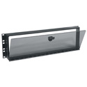Middle Atlantic SECL-3 Rackmount Locking Security Cover - 3 Space