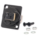 Senko UBC-211SC SC Simplex Multimode (Beige) Panel Mount Fiber Optic Adapter