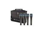 Sennheiser E935S Praise Pack Cardioid Vocal Mic/4Pack-Carry Bag