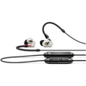 Sennheiser IE 100 PRO WIRELESS In-ear Monitoring Headphone - 10mm Dynamic Transducer/Detachable 1.3m 3.5mm Cable - Clear
