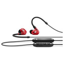 Sennheiser IE 100 PRO WIRELESS In-ear Monitoring Headphone - 10mm Dynamic Transducer/Detachable 1.3m 3.5mm Cable - Red