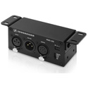 Sennheiser MAS 133 MAS 133 XLR Inline Switch Box for Simple Microphone Control and Status Indication