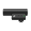 Sennheiser MKE 400 Highly Directional On-Camera Supercardioid Condenser Shotgun Microphone