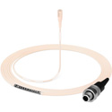 Sennheiser MKE1-4-M Paintable Omni Lavalier with 3-pin Lemo Connector