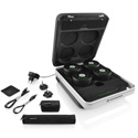 Sennheiser TC-W-SET-CASE-US TeamConnect Portable Wireless Conference System - Case Set