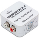 Sescom SES-A-V-SYNC A/V Lip-Sync Corrector - BStock (Used/Repaired)