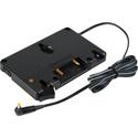 Sescom SES-GMOUNT-DC7 Gold Mount Plate Blackmagic Pocket Camera A/B w/ 0.7mm DC Plug