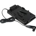 Sescom SES-VMOUNT-XLRF4 Blackmagic Studio Camera V-Mount Plate w/ XLR Jack