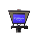 20in LCD Teleprompter with SVGA SVHS and Composite Inputs