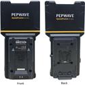 JVC SFE-CAMVM-LTEAW Bonded LTE-A Cellular Hotspot Dockable Bridge for GY-HC800/900 Series Camcorders - V-Mount