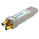 FiberPlex SFP-BHDVXC-0000-R 3G-SDI HD Video SFP module with long reach reclocking