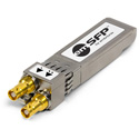 Embrionix EB22LCSD-SM emSFP MM Optical Transceiver with emOPT-1D-2110 Installed - 3GE SDI host T2 - MSA
