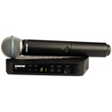 Shure BLX24-B58-H10 Handheld Wireless Mic System with BETA58 - H10 542 - 572 MHz