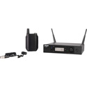 Shure GLXD14R/85 GLXD Advanced Cardioid Lavalier Wireless Microphone System with WL185 Mic - Li-ion Battery Included