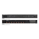 Shure MXWANI8 8 Channel Audio Network Interface
