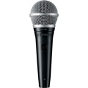 Shure PG Alta PGA48-QTR Cardioid Dynamic Vocal Microphone - XLR-1/4 Inch Cable
