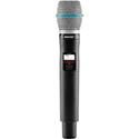 Shure QLXD2/Beta 87A-H50 Handheld Transmitter with Beta87A Microphone - (534 - 598 MHz)