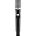 Shure QLXD2/Beta 87C-G50 Handheld Transmitter with Beta87C Microphone - (470 - 534 MHz)