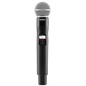 Shure QLXD2/SM58-G50 Handheld Transmitter with Beta58A Microphone - (470 - 534 MHz)