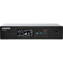 Shure QLXD4-H50 Half-Rack/ Single Channel Receiver - (534 - 598 MHz)
