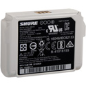 Shure SB910 Rechargeable Li-ion Battery for ADX1 and ADX1LEMO3 Bodypack Transmitters