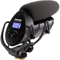 Shure VP83F LensHopper Camera-Mount Shotgun Condenser Mic with Flash Recorder