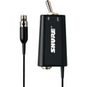 Shure WA661 In-Line Bodypack Mute Switch