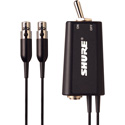 Shure WA662 In-Line Dual Bodypack Mute Switch