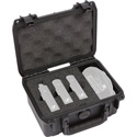 SKB 3i0705-3-XSW iSeries Sennheiser XSW-D ENG Set Wireless Audio System Case