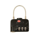 SKB 1SKB-PDL-C TSA Pad Cable Locks (2-pack)