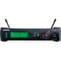 Shure SLX4 - Receiver w/Rack Hardware/PS and Antennas 470-494mhz