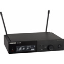 Shure SLXD4-G58 Digital Wireless Mic Receiver - 470-514Mhz