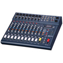 Studiomaster CLUB XS12 8 Mic 2 Station Channels INC DSP & USB/MP3 Player