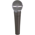Shure SM58-CN Handheld Dynamic Cardioid Microphone with 25 Foot Cable