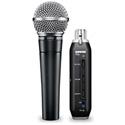Shure SM58-X2U SM58 Handheld Dynamic Microphone plus X2u USB Digital Bundle