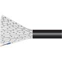 RapcoHorizon SN4-IJIS 4ch 24AWG Snake Cable Black