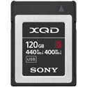 Sony QD-G120F G Series XQD Memory Card - 120GB