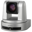 Sony SRG120DH 12x Desktop PTZ Camera with Silver Housing